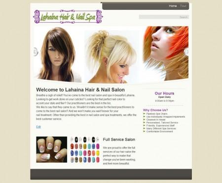Lahaina Hair & Nail Salon